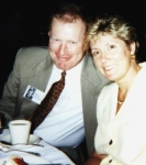 Mike O'Neill and spouse