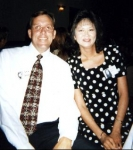 Steve Dressel and Nancy Kim