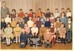 Back Row: Cathy Cimarcone, Wayne West, Larry Hobbs, ??, ??, Rob Ward, John Kasperczyk, ??  2nd Row: Jeff Ferguson, ??, ?