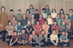 Grade 3 - Stanton   Top Row - Debbie DeMott, Dawn Munro // Diane Delancy, Bill Harris, Sue Ann Hendry, ?, Jim Breault, C