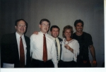 Ed Burgess, Scott Starry, Steve Jones, Heather Douthit, Gary Allegreto