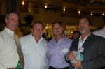 Now here's a crew - Richie Cook, Ron Saxton, Jim Turner, Mike Mazzerelli